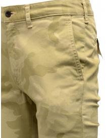 Pantaloni Japan Blue Jeans beige mimetico prezzo