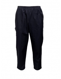 Pantalone Cellar Door Artur blu navy online