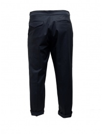 Pantalone Cellar Door Leot blu navy acquista online
