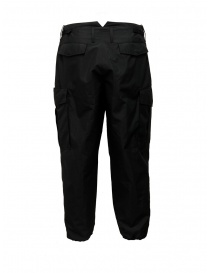 Cellar Door Cargo black trousers