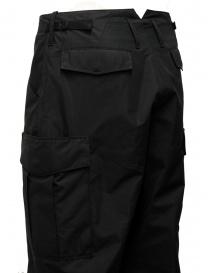 Cellar Door Cargo black trousers mens trousers buy online