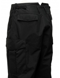 Pantalone Cellar Door Cargo nero pantaloni uomo acquista online