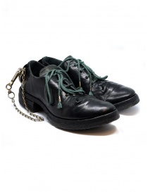Carol Christian Poell Oxford dark green shoes AM/2597 online
