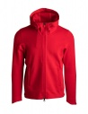 Allterrain By Descente Synchknit red jacket buy online DAMNGL10-TRRD