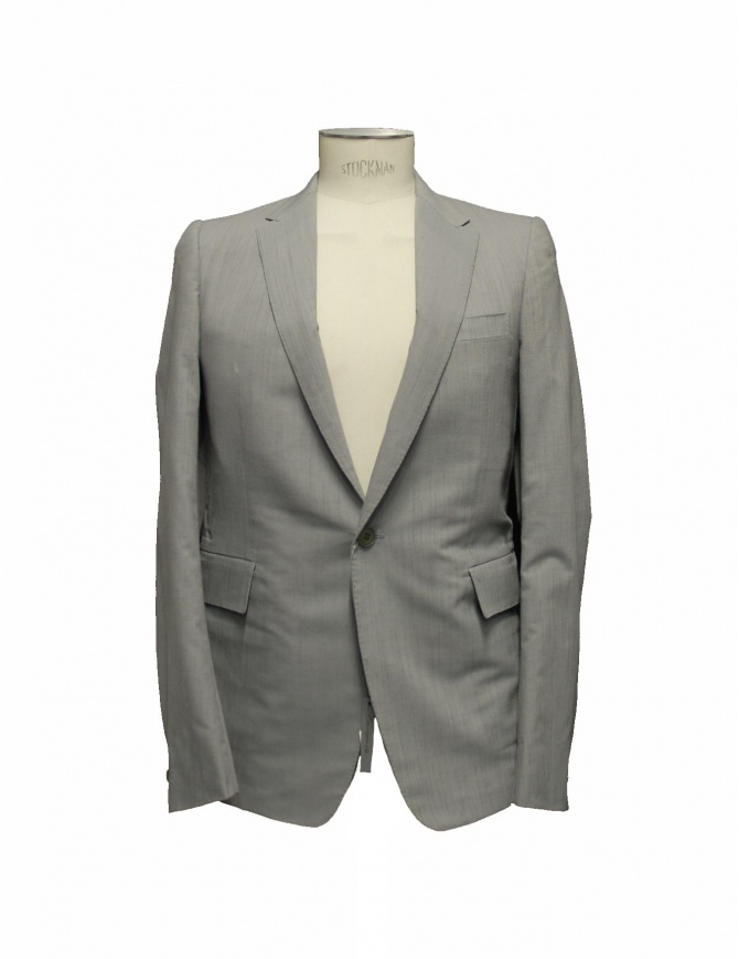 Carol Christian Poell grey suit jacket GM/2388 LEICHT/4 mens suit jackets online shopping