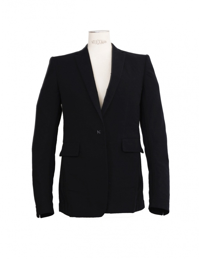 Carol Christian Poell black jacket GF/0921 NYCO womens suit jackets online shopping