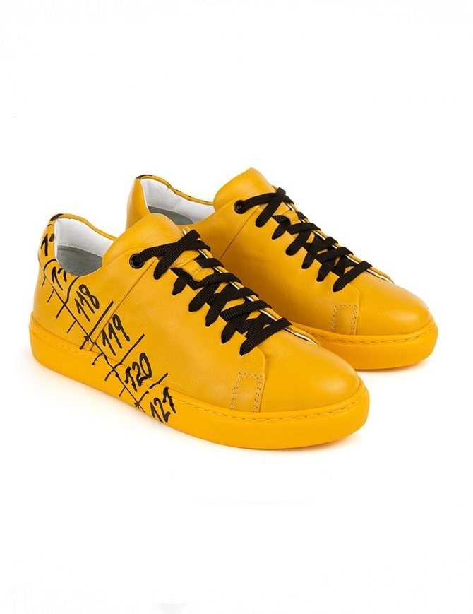 Il Centimetro Icon Classic Yellow sneakers ICON CLASSIC YELLOW mens shoes online shopping