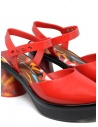 Melissa Revolution + Fiorella Gianini red sandal 32544-50924-06843 RED buy online