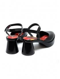 Melissa Revolution + Fiorella Gianini black sandal price