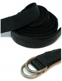 Guidi BLT bison leather belt