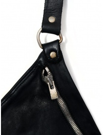 Guidi black horse leather fanny pack belts price