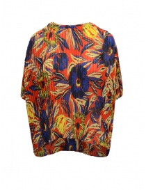 Zucca floral orange sweater ZU97FK129 RED order online