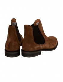 Selected Homme brown cognac suede boots price