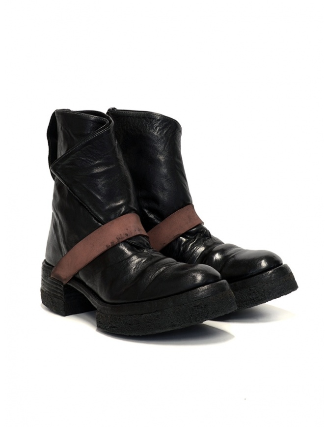 Carol Christian Poell AF/0905 In Between black boots AF/0905-IN ROOMS-PTC/010 womens shoes online shopping