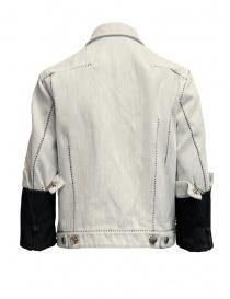 Carol Christian Poell JF/0928 giacca in jeans prezzo