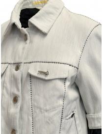 Carol Christian Poell JF/0928 giacca in jeans giubbini donna prezzo