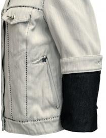 Carol Christian Poell JF/0928 giacca in jeans acquista online prezzo