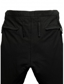 Carol Christian Poell PM/2671OD black trousers mens trousers buy online