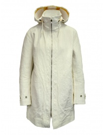 Womens jackets online: Carol Christian Poell Parka LF/0955 in white