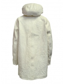 Carol Christian Poell Parka LF/0955 in white womens jackets buy online