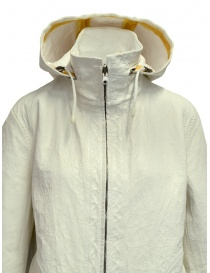 Carol Christian Poell Parka LF/0955 in white womens jackets price