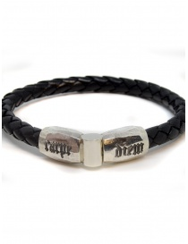 ElfCraft leather bracelet Carpe Diem