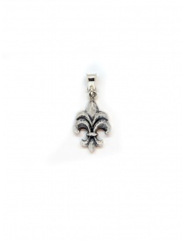 Pendente ElfCraft Lily in argento sfaccettato online