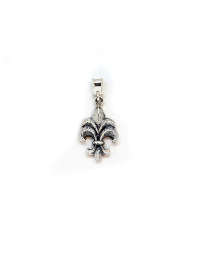 ElfCraft Lily facetted silver pendant 514.010L.FAC jewels online shopping