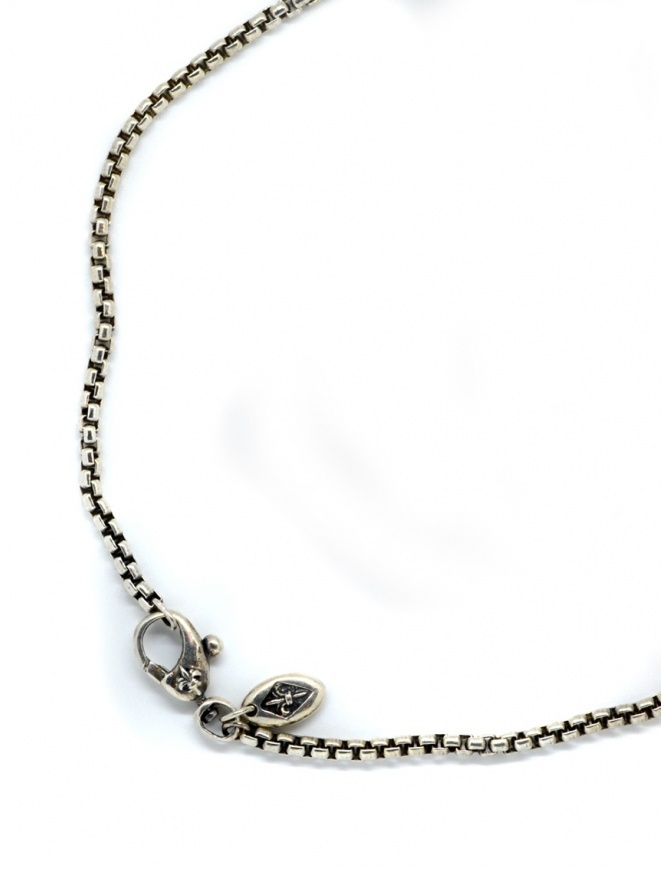 ElfCraft tubular silver neckchain 588.2 jewels online shopping