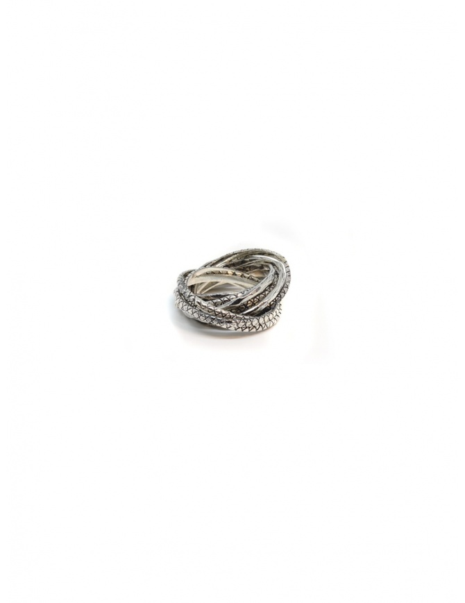Anello ElfCraft a 11 fili in argento sterling 811.111