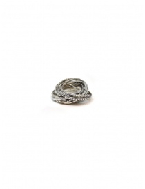 ElfCraft 11-wire ring in sterling silver