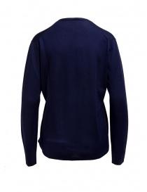 Cardigan Adriano Ragni cashmere blu