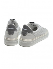 BePositive Roxy crumpled effect white sneakers price