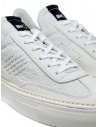 BePositive Roxy crumpled effect white sneakers 9FARIA14/WRI/WHI-ROXY buy online