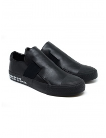Zucca black sneakers with stretch band ZU99AJ050 BLACK order online