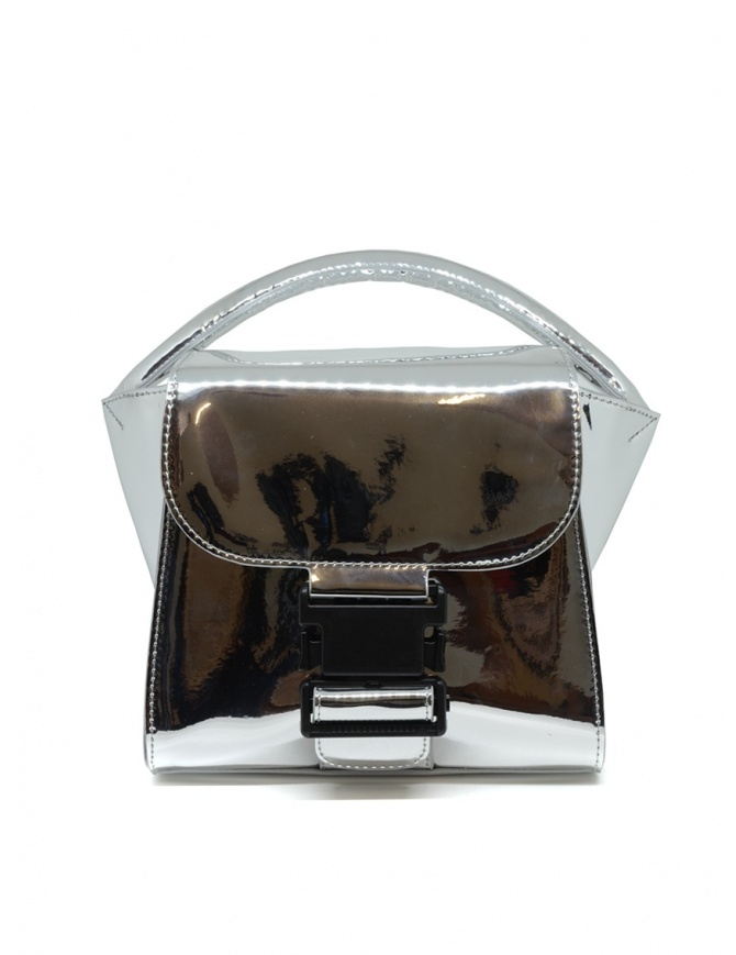 Zucca Small Buckle silver bag ZU99AG263 SILVER bags online shopping