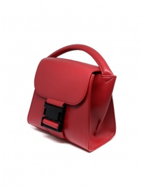 Zucca Small Buckle red bag