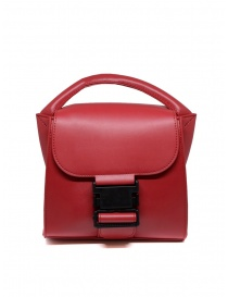 Zucca Small Buckle red bag online