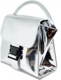 Borsa Zucca con fibbia colore argento borse acquista online