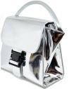Borsa Zucca con fibbia colore argento ZU99AG262 SILVER acquista online