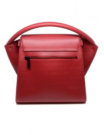 Zucca red bag with buckle price