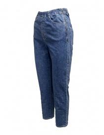 Jeans Zucca a vita alta