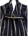 Kapital navy blue striped dungarees K1905OP191 NAVY buy online
