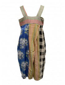 Kapital multicolor patchwork salopette buy online