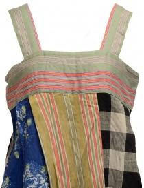 Salopette Kapital patchwork multicolor prezzo