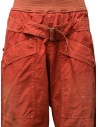 Kapital red trousers with buckle K1904LP130 RED buy online