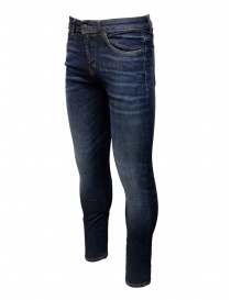 Selected Homme dark blue slim denim