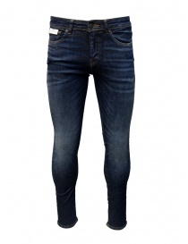 Mens jeans online: Selected Homme dark blue slim denim