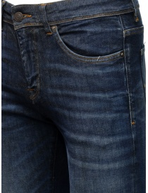 Denim slim Selected Homme blu scuro jeans uomo acquista online