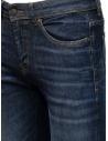 Denim slim Selected Homme blu scuro 16069649 DARK BLUE DENIM acquista online